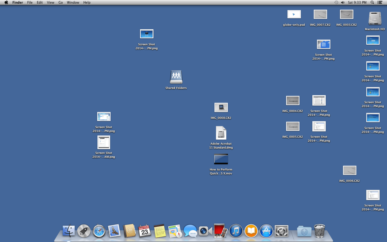 Astounding How To Clean Up And Hide Desktop Icons In Os X Download Free Architecture Designs Lukepmadebymaigaardcom