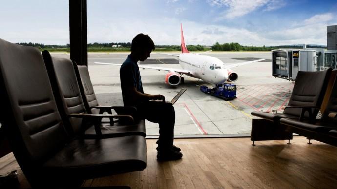 Airport Laptop Travel