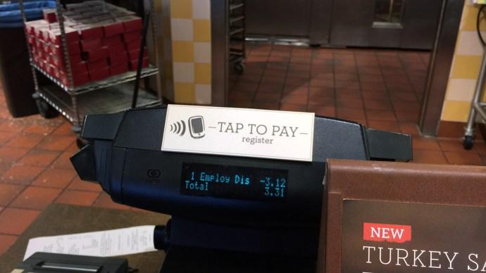 Apple Pay Panera
