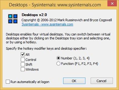 Windows Desktops Utility