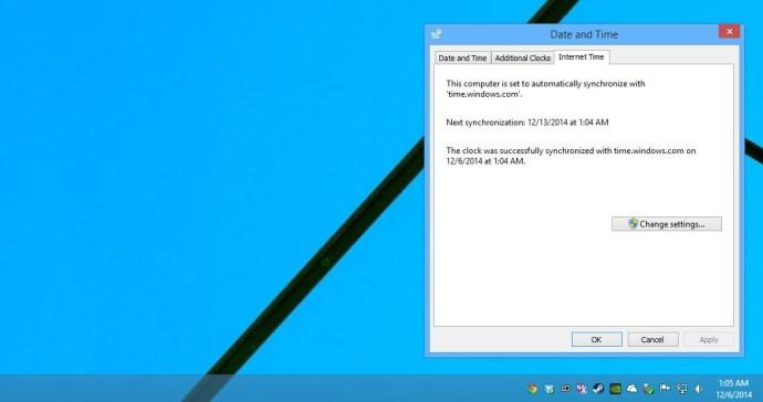 windows-clock-internet-synchronization