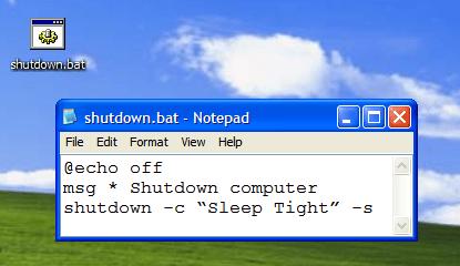 Notepad-Trick