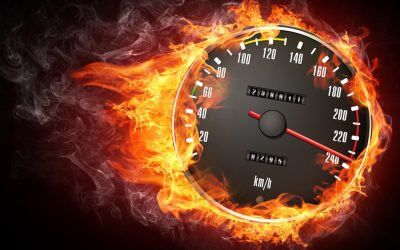 speedometer-blazing-fast