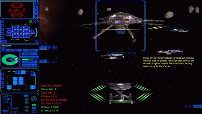star trek starfleet command 1999