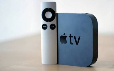 Apple-TV-Standing