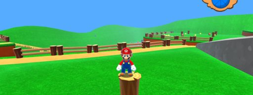 super mario 64 hd unity remake