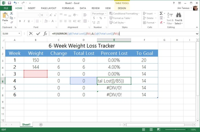 excel if iserror function