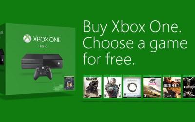 xbox one free game