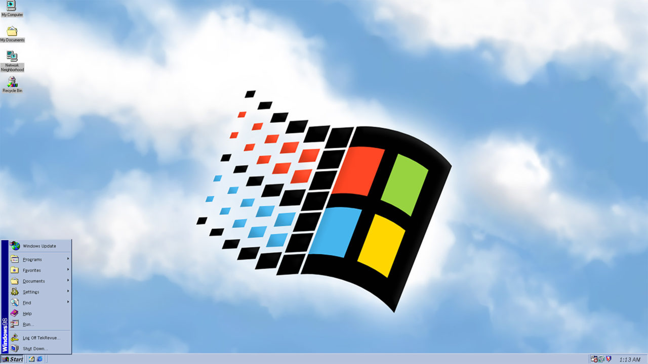 The Evolution of the Windows Start Menu: Windows 95 to