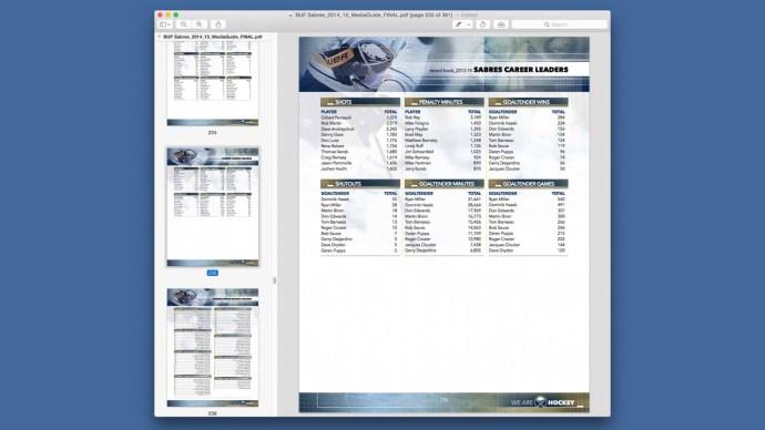 os x preview pdf thumbnail view