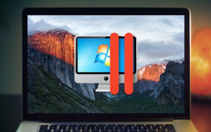 parallels 11 macbook pro