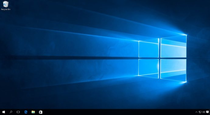 remove windows 10 taskbar clock