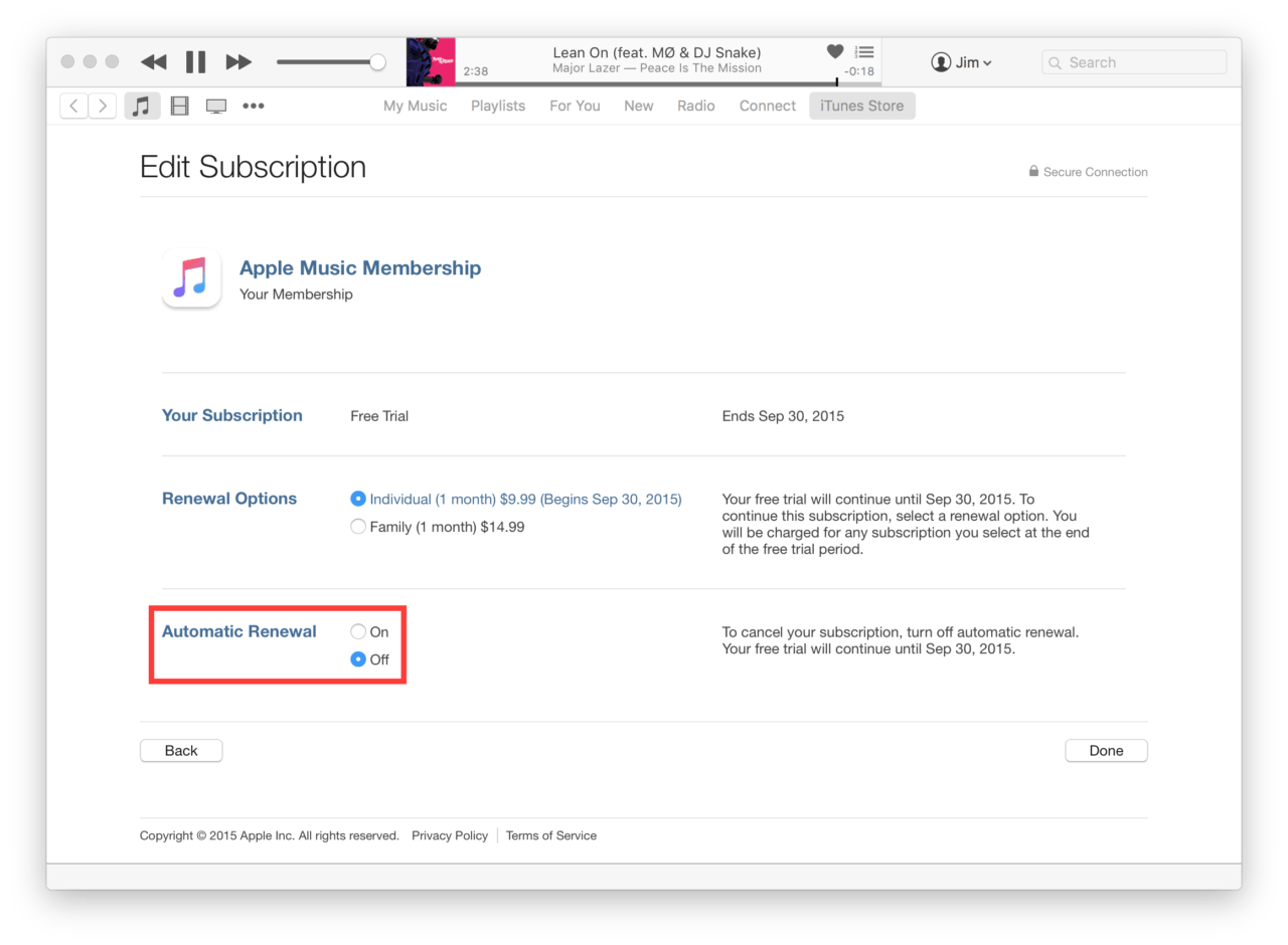 How to Cancel Apple Music Before the Free Trial Ends