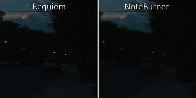 noteburner vs requiem itunes drm comparison