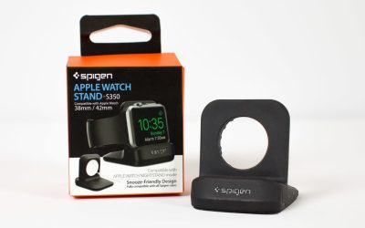 spigen s350 apple watch stand review
