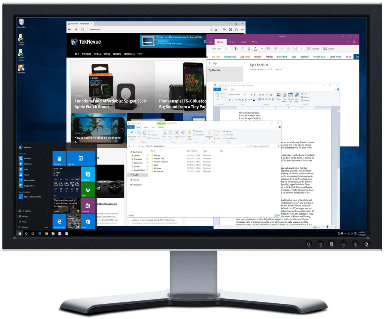 How to Manage 4K Display Scaling in Windows 10