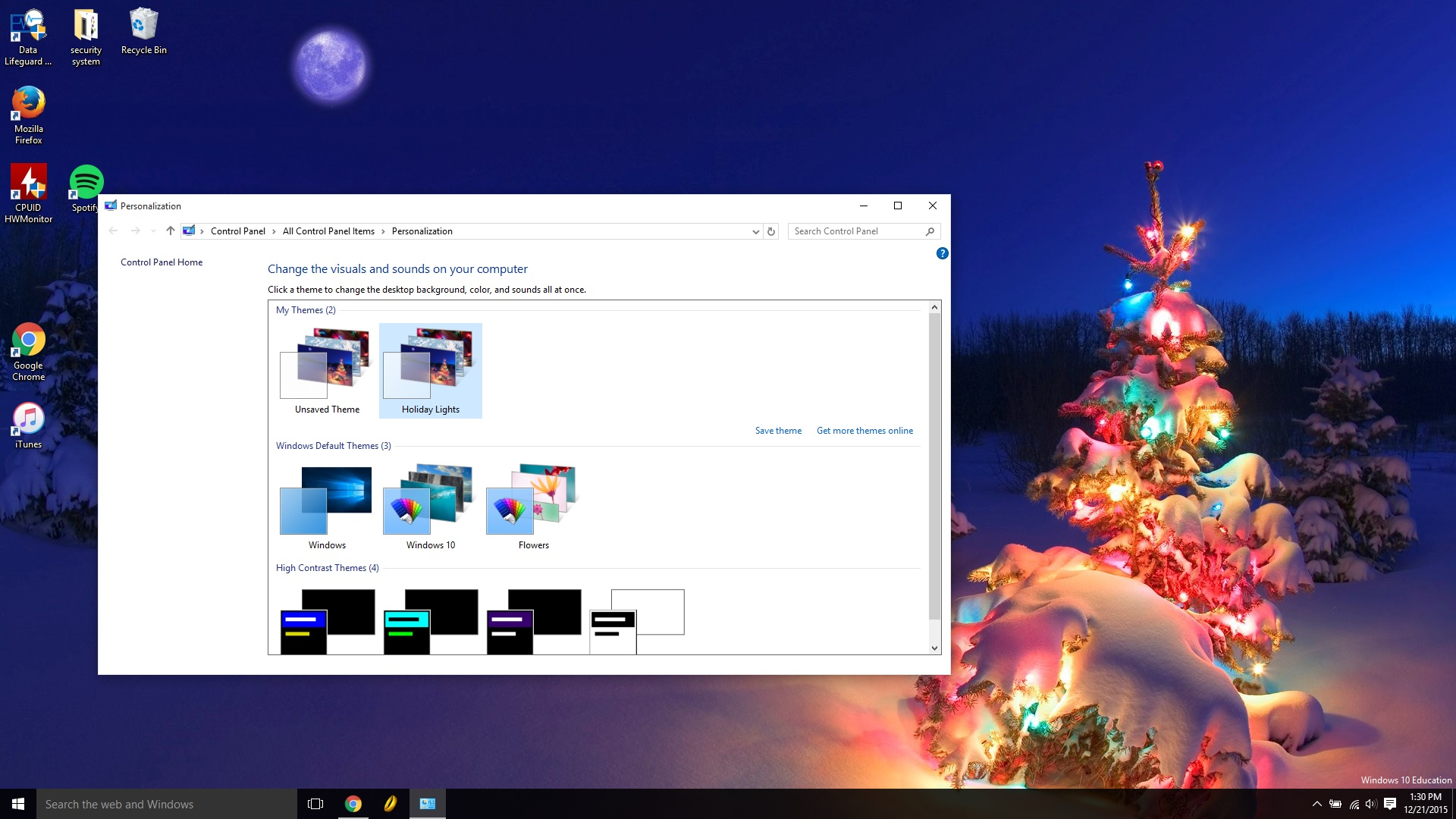 How To Enable And Download Themes In Windows 10