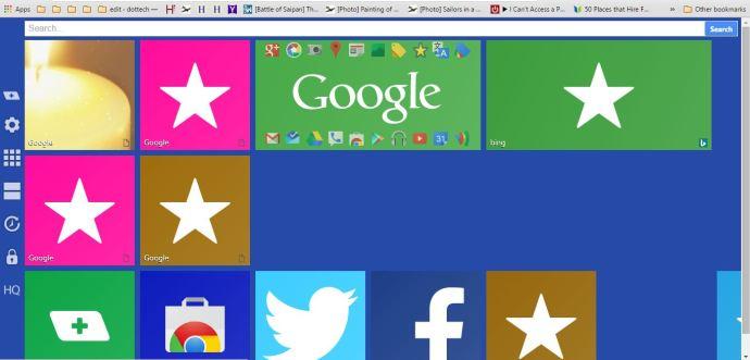 Chrome New Tab 11