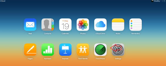 find-iphone-web-app-icloud