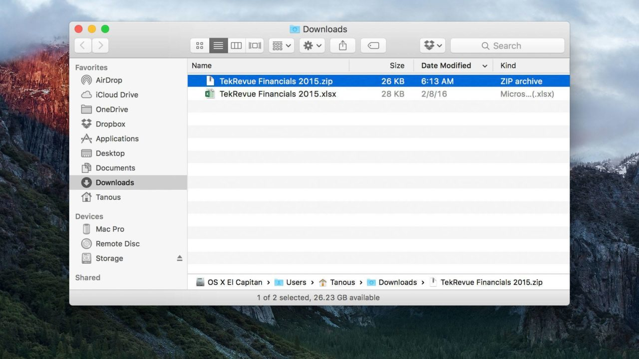 How to Automatically Delete Zip Files When Opened in Mac OS X