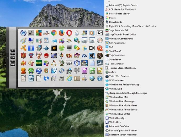 app launcher8