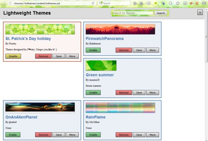 browser theme8
