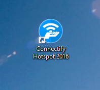 Connectify desktop icon