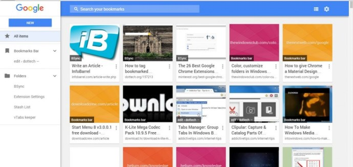 chrome bookmarks3