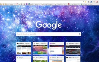 How to Add New Themes to Google Chrome