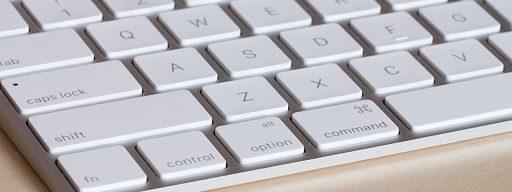 mac keyboard command control