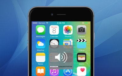 How to Control the Volume in iOS on Your iPhone and iPad