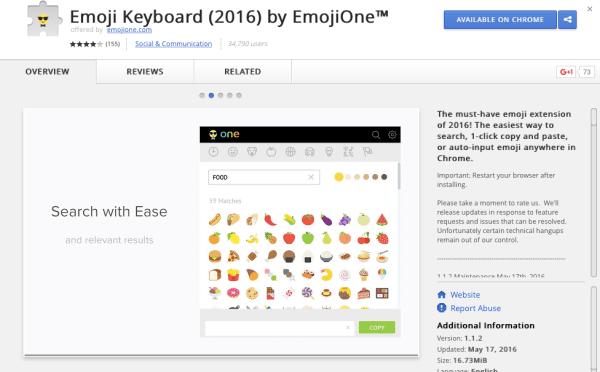 Emoji Keyboard 2016