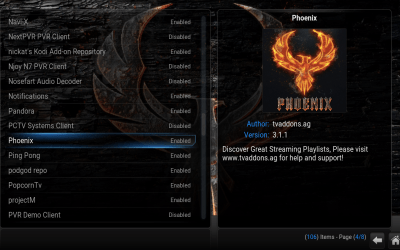 Phoenix add-on