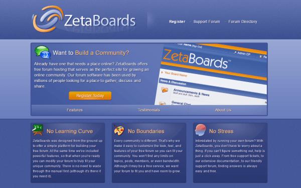 ZetaBoards