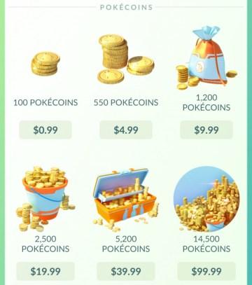 Pokemon Coins