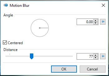 How To Add Blur To Images With Paintnet
