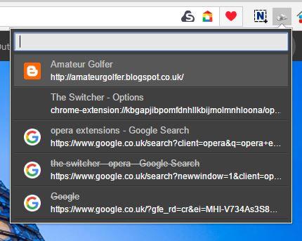 tab search12