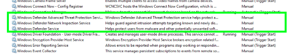 Antimalware Service Executable is causing high CPU usage-2