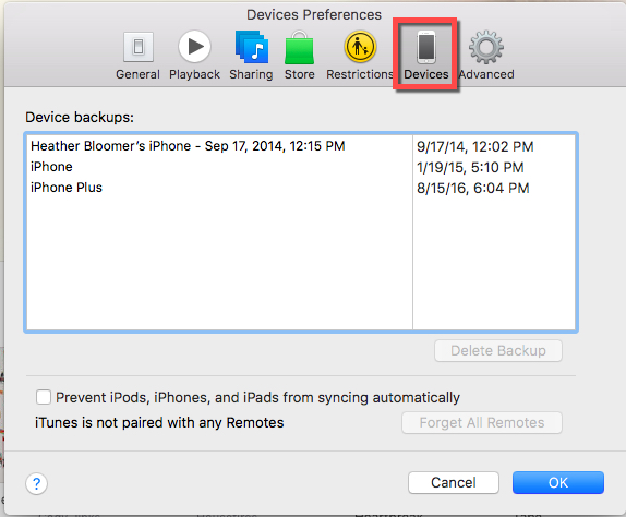 How to Stop iTunes from Opening When an iPhone is Plugged in