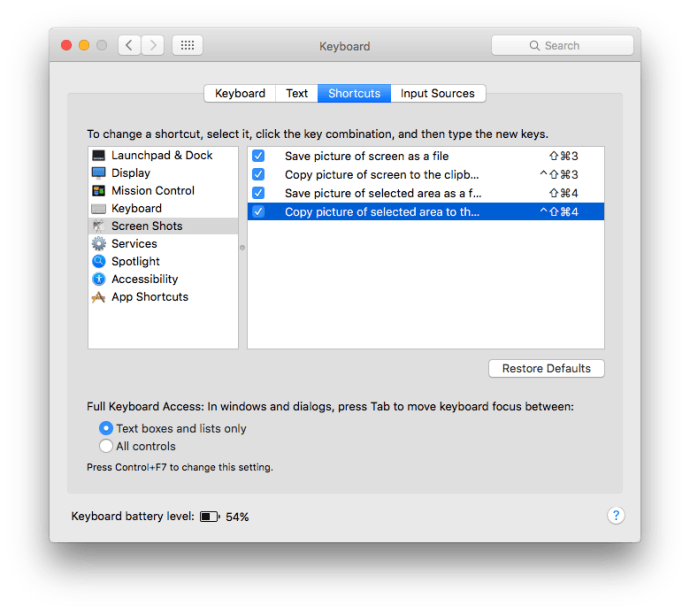 Quick Tip: Copy Mac Screenshots Directly to the Clipboard