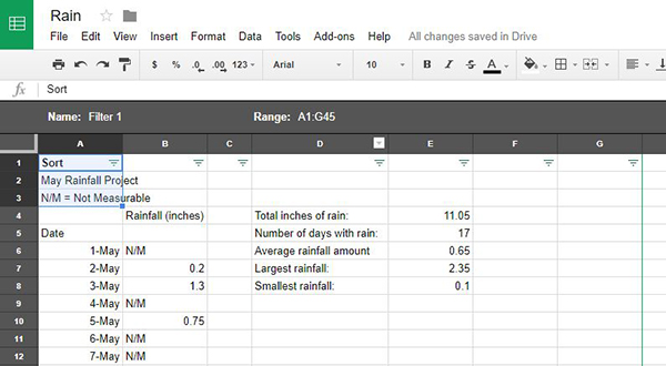 How To Delete All Empty Rows And Columns In Google Sheets