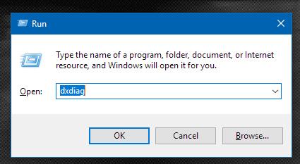 windows 10 how to run graphics card