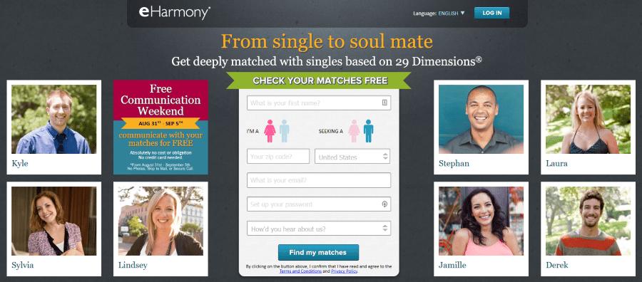 Match dating site gratis trial