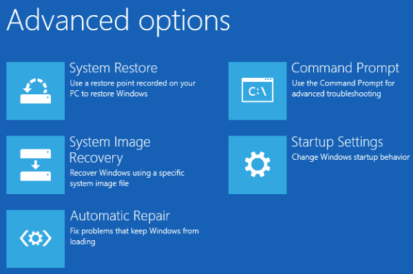How to fix 'bootmgr is missing' errors in Windows 10-2