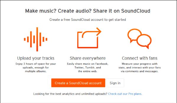 What is Soundcloud and What Can it Do For Me?