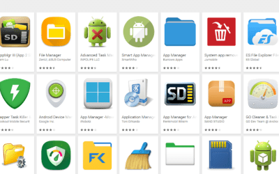 How To Download Android Apps to an SD card