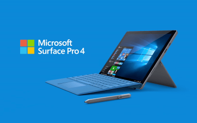 recover surface pro 4