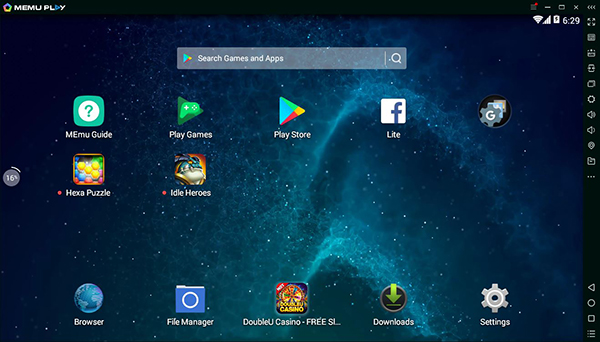 best android emulators for windows 10 pc