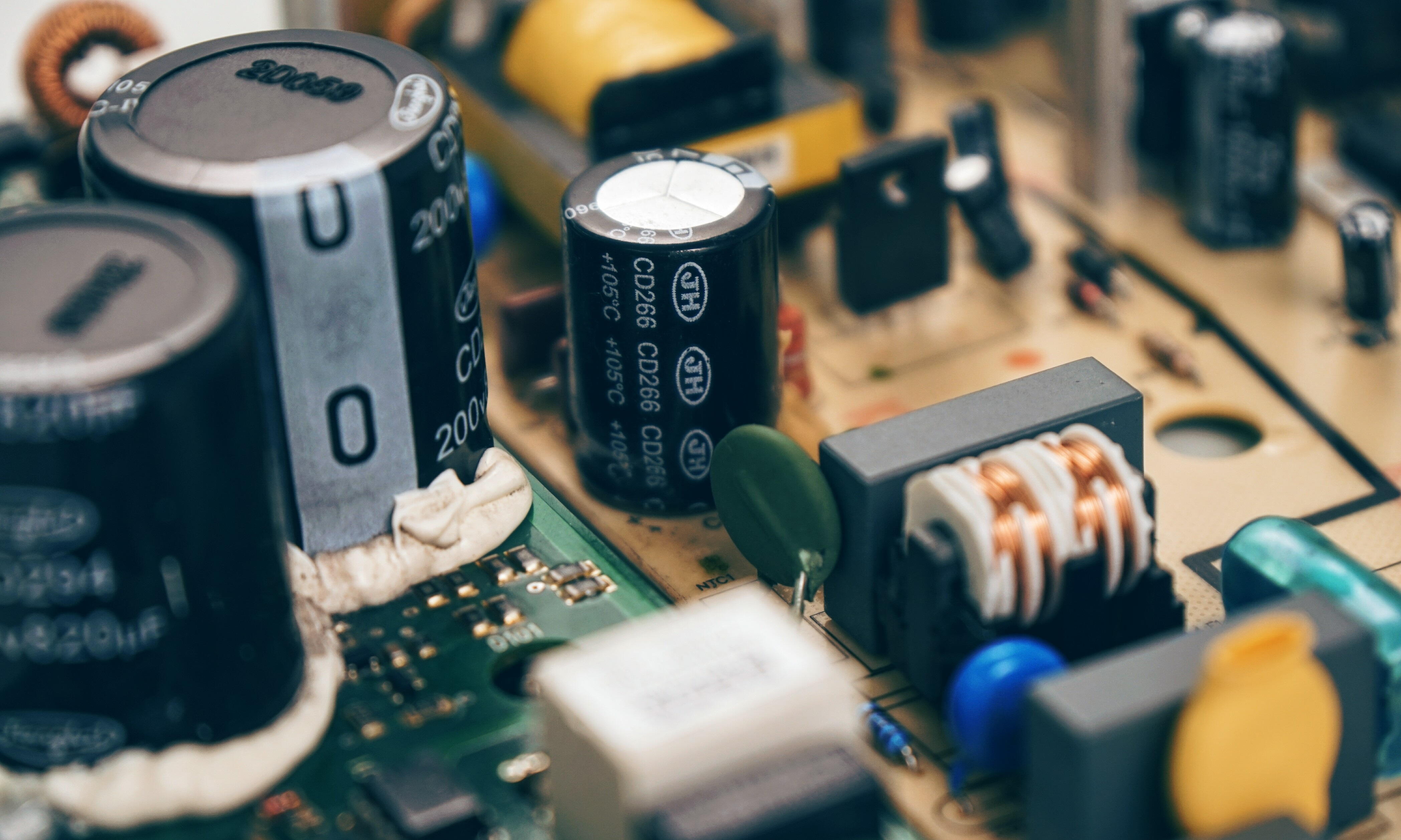 How To Test Capacitors On A Circuit Board