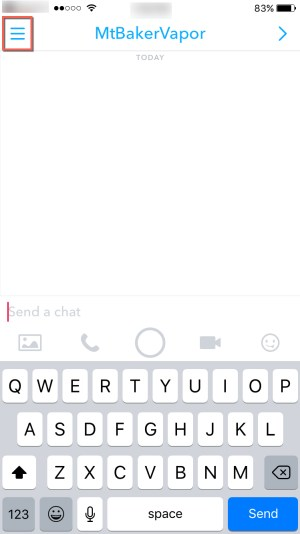 Friends score Snapchat